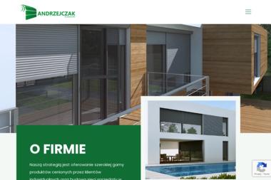 Firma Andrzejczak - Bramy Ogrodowa Pabianice