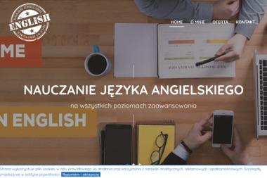 Angielski Wieliszew - Lekcje Angielskiego Komornica