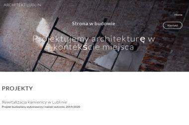 Architekt Lublin - Projekty domów Lublin
