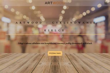 Artwood - Cyklinowanie Kielce