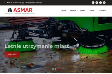 ASMAR - Odśnieżanie Częstochowa