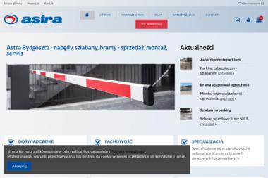 ASTRA s. c. - Bramy garażowe Bydgoszcz