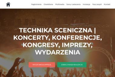Audio Company - Nagłośnienie, oświetlenie Szczecin