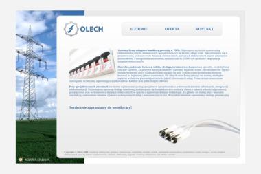 OLECH - Projektant instalacji elektrycznych Czerwonak