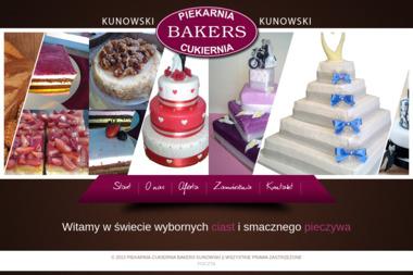 Piekarnia cukiernia BAKERS - Cukiernia Choszczno