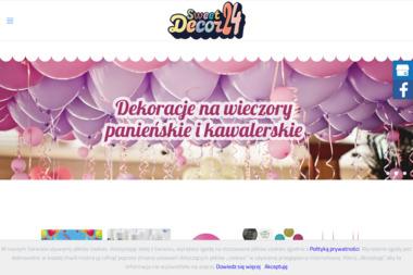 Sweet Decor 24 - Balony z Helem Częstochowa