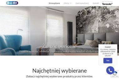 P.P.H Baz-Art S.C. - Drzwi Garażowe Segmentowe Gorzów Wielkopolski