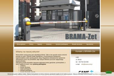 BRAMA-ZET - Bramy Garażowe Rolowane Łódź