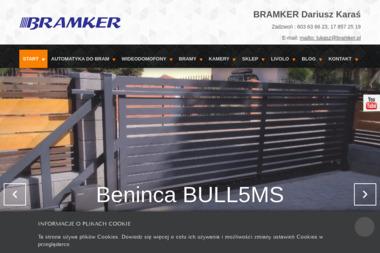 Bramker - Domofony, wideofony Rzeszów