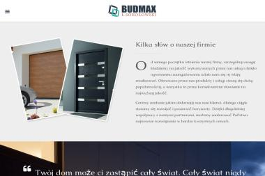 Budmaxkw - Drzwi Garażowe Kazimierza Wielka
