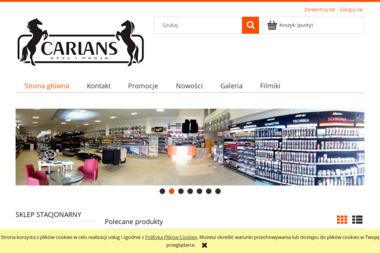 CARLANS - Akcesoria motoryzacyjne Halinów