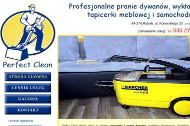 Perfect Clean - Czyszczenie Tapicerki Samochodowej Rybnik
