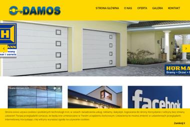 Damos - Bramy garażowe Bielsko-Biała