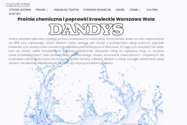 DANDYS - Pranie i prasowanie Warszawa