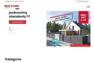 Der-Park - Bramy garażowe Łódź