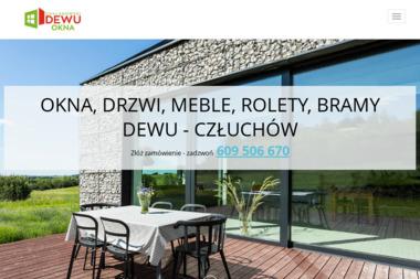 """P.W.P.H.U.""""DEWU"""" D.W. Odalanowscy - Bramy garażowe Człuchów"""