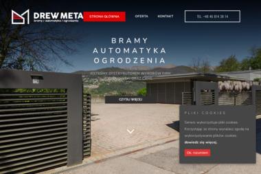 DREW-METAL - Bramy Rawa Mazowiecka
