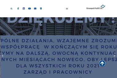 Drozapol-Profil S.A. - Wyroby metalowe Bydgoszcz