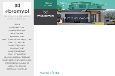 Kolo Bramy Garażowe - Bramy Łowicz