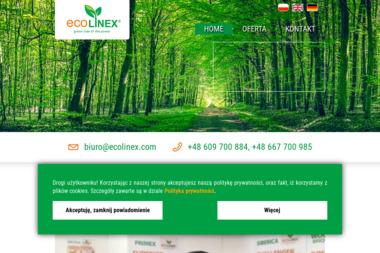 Ecolinex - Pellet Wrocław