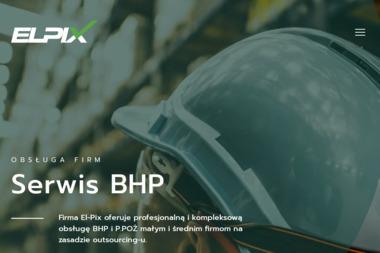ELPIX - Szkolenie BHP dla Pracowników Konin