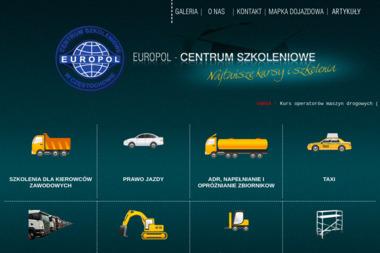 EUROPOL - Szkolenia Cz臋stochowa