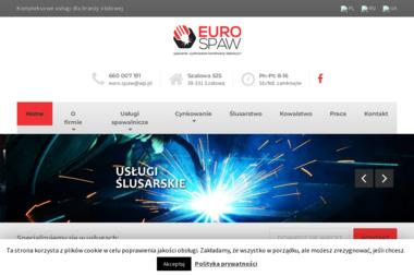EURO SPAW sp. z o.o. - Usługi Spawalnicze Szalowa