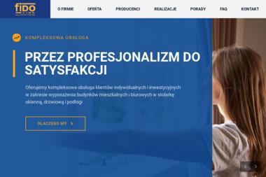 Fido Line - Montaż Bramy Garażowej Kłodzko