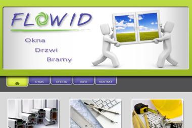 FLOWID - Drzwi Ażurowe Garwolin