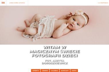 Fotografia dzieci Białystok - Sesje zdjęciowe Białystok