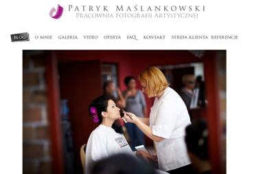 Fotograf Patryk Maślankowski - Sesje zdjęciowe Łąck