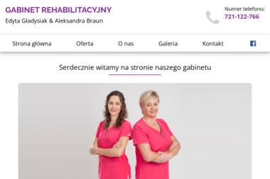 Gabinet rehabilitacyjny Edyta Gładysiak & Aleksandra Gładysiak - Rehabilitanci medyczni Włocławek