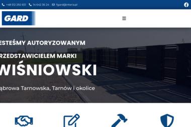 GARD - Bramy Garażowe Segmentowe Dąbrowa Tarnowska