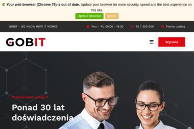 P.I.E.S.E. GOBIT - Firma IT Gorzów Wielkopolski