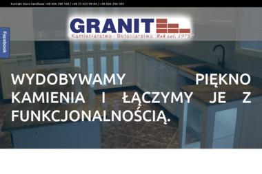 GRANIT - Kamieniarstwo Siedlce
