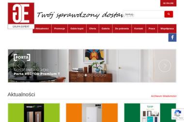 Grupa Expert - Sprzedaż Bram Sochaczew