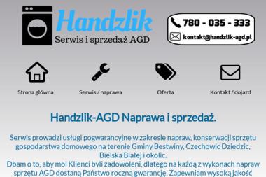 Serwis i sprzedaż AGD Handzlik - Naprawa pralek Bestwina