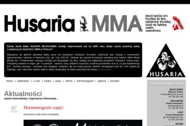 Husaria MMA - Sporty walki, treningi Włocławek