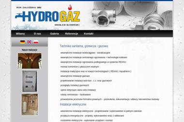 HYDRO-GAZ - Instalacje sanitarne Buk