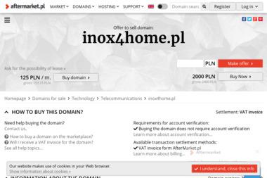Inox4Home - Balustrady Balkonowe Nierdzewne Siepraw