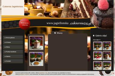 Cukiernia Jagiellońska - Cukiernia Kraków