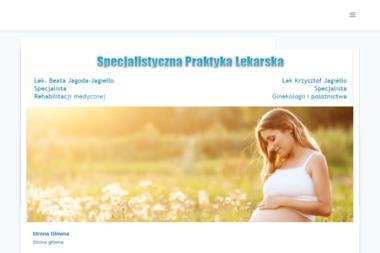 Specjalistyczna Praktyka Lekarska Lek. Beata Jagoda-Jagiełło - Rehabilitanci medyczni Płońsk