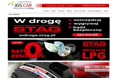 JGSCAR - Elektryk samochodowy Tczew