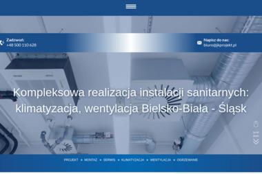 JKProjekt - Klimatyzacja Bielsko-Biała