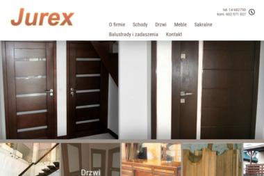 FPHU JUREX - Schody Wewnętrzne Drewniane Żyraków