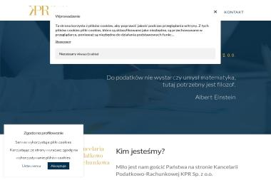 KANCELARIA PODATKOWO-RACHUNKOWA KPR Sp. z o.o. - Kadry Katowice