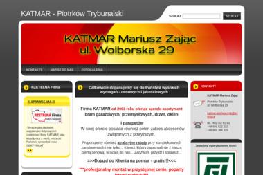 KATMAR - Bramy garażowe Piotrków Trybunalski