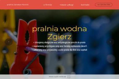 Pralnia Jarosław Kencki - Pomoc w Domu Łódź