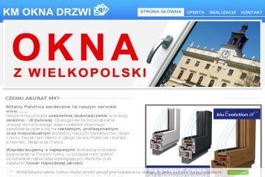 KM OKNA DRZWI - Bramy garażowe Ostrów Wielkopolski