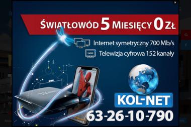 KOL-NET - Internet Koło